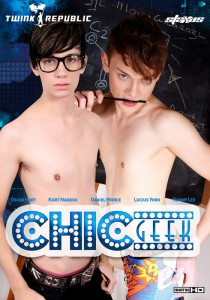 Chic Geek DVD - Front