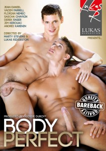 Body Perfect DVD - Front