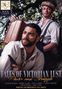 Tales Of Victorian Lust DVD - Front