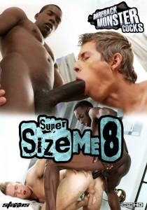 Super Size Me! 8 DVD - Front