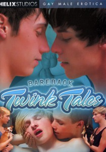 Bareback Twink Tales DVD (S)