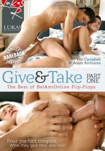 Give & Take DVD