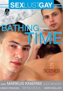 Bathing Time DVD - Front