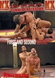 Naked Kombat 32 DVD (S)