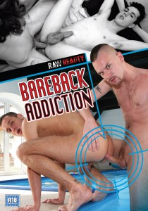 Bareback Addiction DVD - Front