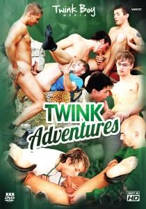 Twink Adventures DVD