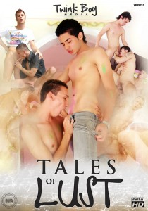 Tales Of Lust (TBM) DVD - Front
