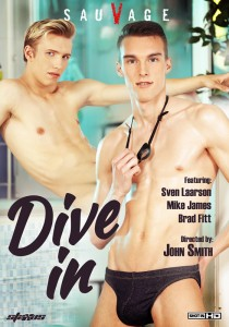 Dive In DVD - Front