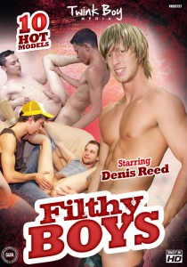 Filthy Boys DVD - Front
