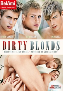 Dirty Blonds (Bel Ami) DVD (S)