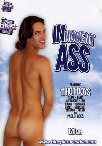 Innocent Ass DVD - Front