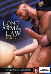 Long Arm Of The Law Part 2 DVD - Front