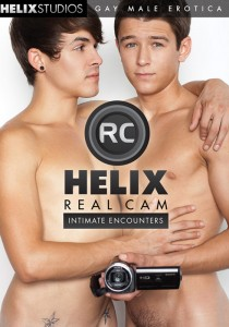 Helix Real Cam - Intimate Encounters DVD - Front