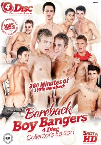 Bareback Boy Bangers Collector's Edition DVD