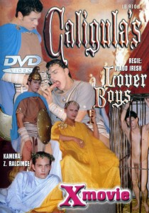 Caligula's Loverboys DVD - Front