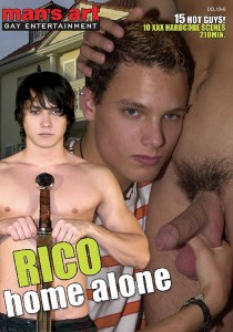 Rico Home Alone DVD (S)
