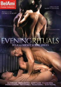 Evening Rituals DVD - Front