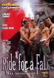 Ride for a Fall - One Horny Week DVD - Front