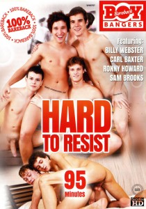 Hard To Resist DVD