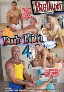 Rub Him 4 DVD - Front