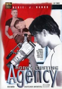 Horny Casting Agency DVD
