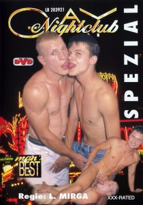 Gay Nightclub DVD