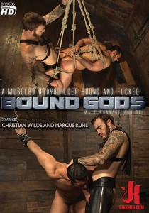 Bound Gods 49 DVD (S)