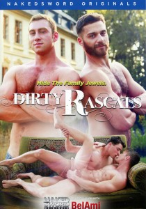 Dirty Rascals DVD - Front