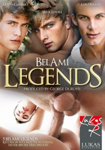 BelAmi Legends DVD (S)