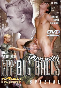 Play With My Big Balls DVD (NC)