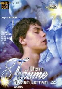 Wenn Träume Ficken Lernen DVD - Front