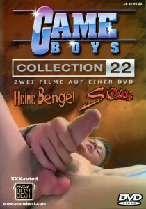 Game Boys Collection 22 - Heisse Bengel + Solo's DVD (NC)