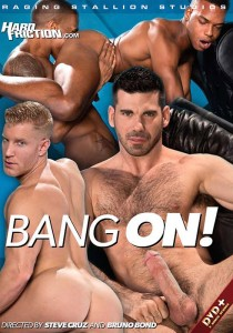 Bang On! DVD - Front