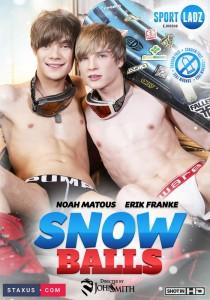 Snow Balls DVD (NC)