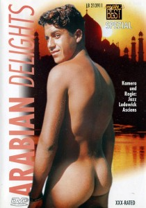Arabian Delights DVD - Front