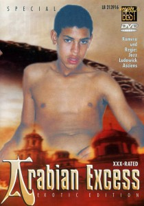Arabian Excess DVD