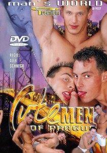 Cute Men Of Prague DVDR