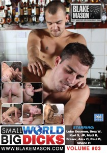 Small World Big Dicks Vol. 3 DVD