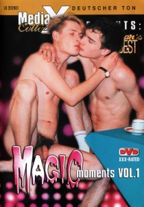 Magic Moments Vol. 1 DVD (NC)