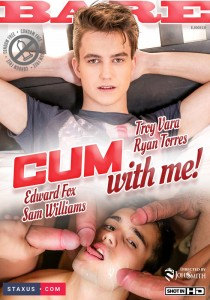 Cum With Me! (Bare) DVD - Front