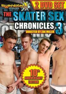 The Skater Sex Chronicles 3 DVD - Front