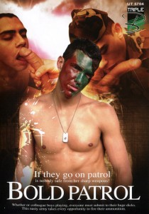 Bold Patrol DVD (S)