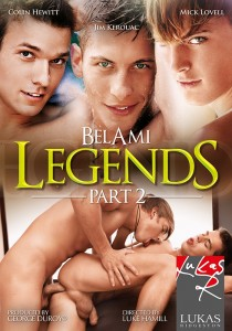 Bel Ami Legends part 2 DVD (S)