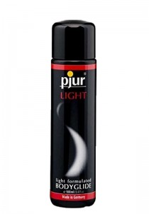 Pjur Light Bottle 100 ml - Front