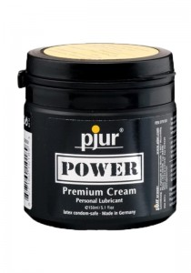 Pjur POWER Premium Creme Tub 150 ml