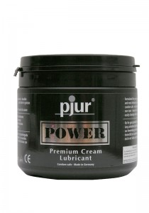 Pjur POWER Premium Creme Tub 500 ml