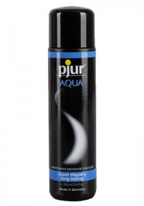 Pjur Aqua Bottle 100ml - Front