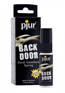 Pjur Back Door Anal Comfort Spray Bottle 20ml - Front