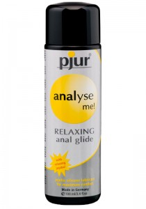 Pjur analyse me! RELAXING anal glide Bottle 100ml