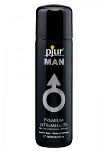 Pjur MAN Extremeglide Bottle 250 ml - Front